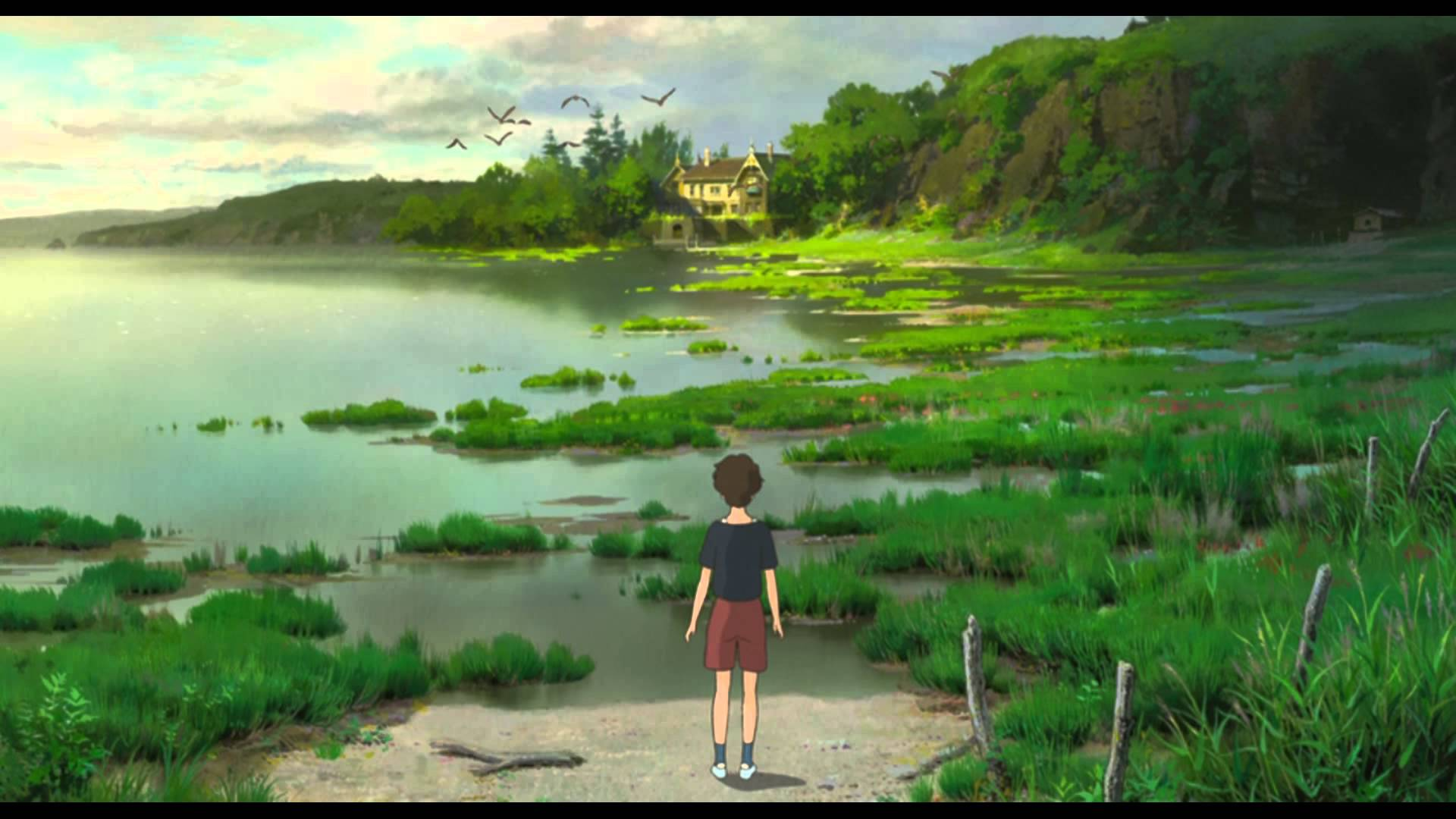 Amazing When Marnie Was There Pictures & Backgrounds