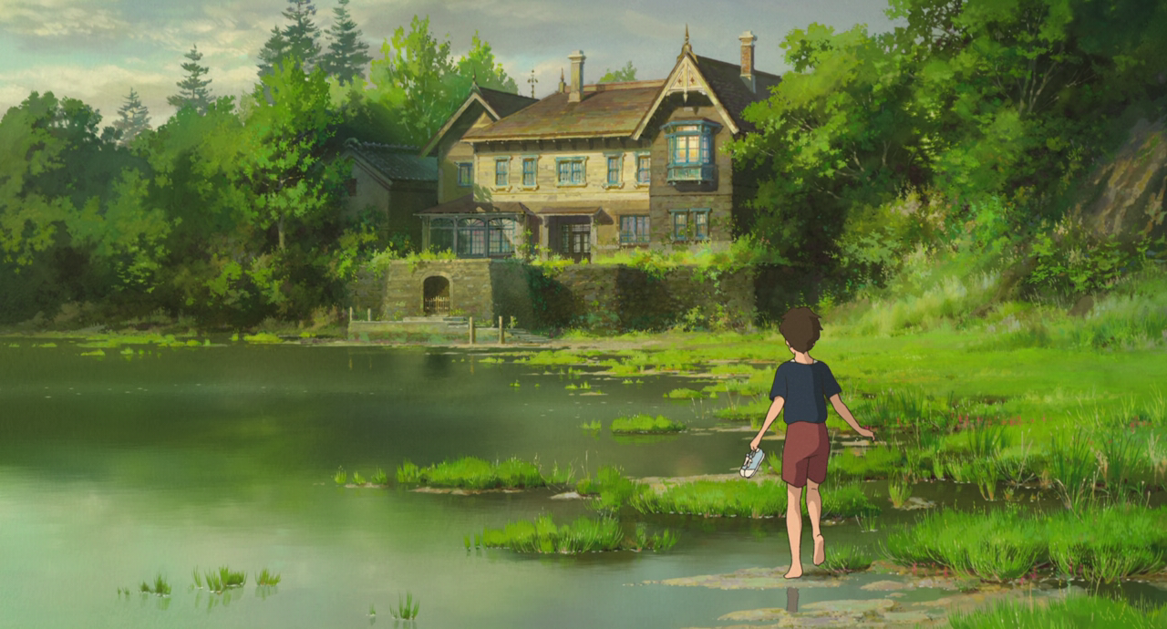 HD Quality Wallpaper | Collection: Anime, 1280x690 When Marnie Was There