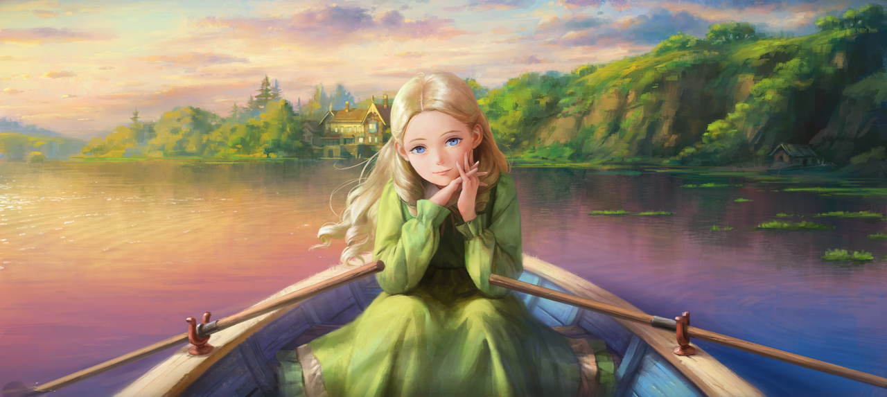 When Marnie Was There Backgrounds, Compatible - PC, Mobile, Gadgets| 1280x573 px