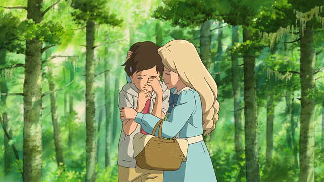 When Marnie Was There Pics, Anime Collection