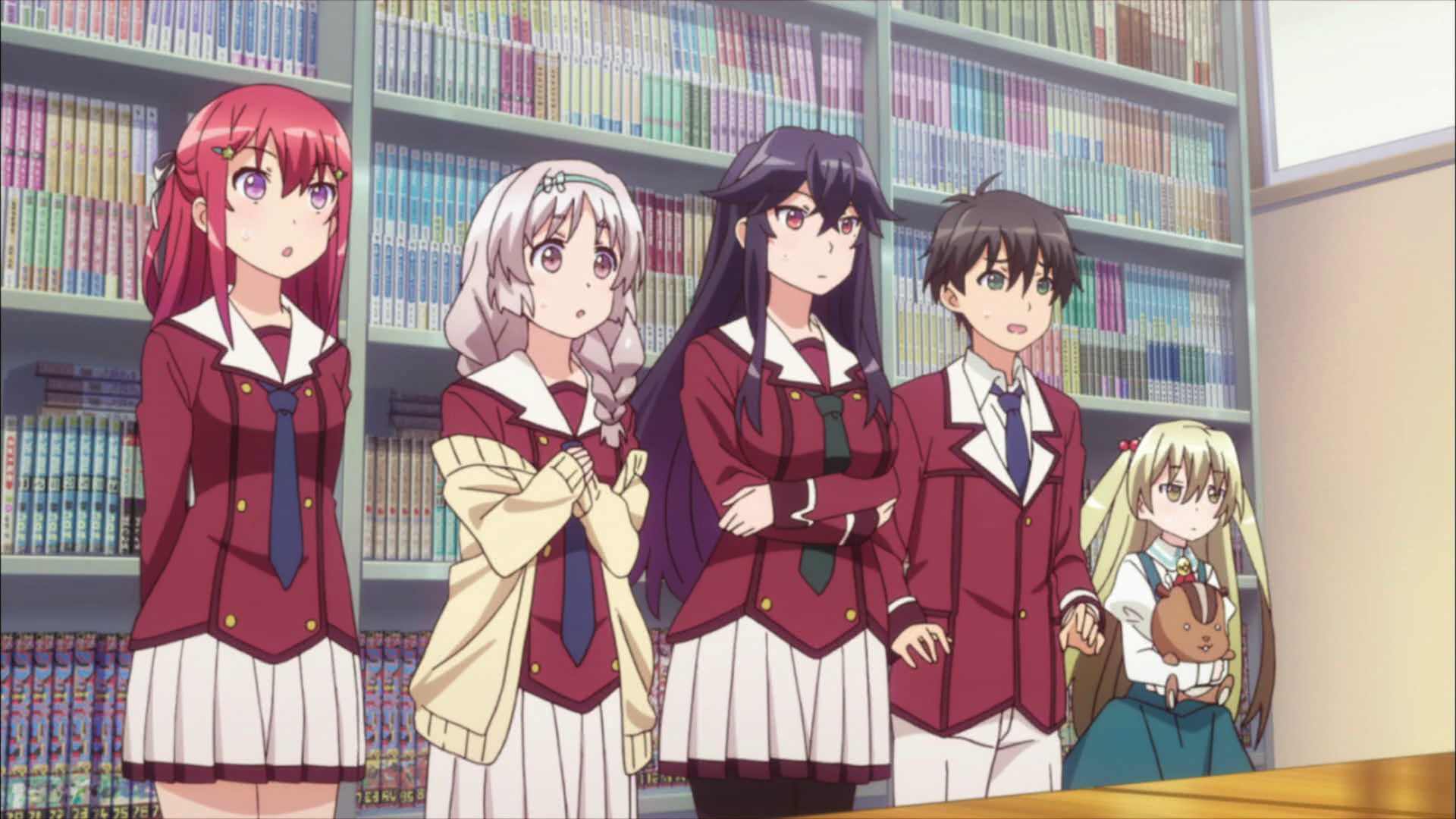 When Supernatural Battles Became Commonplace #2