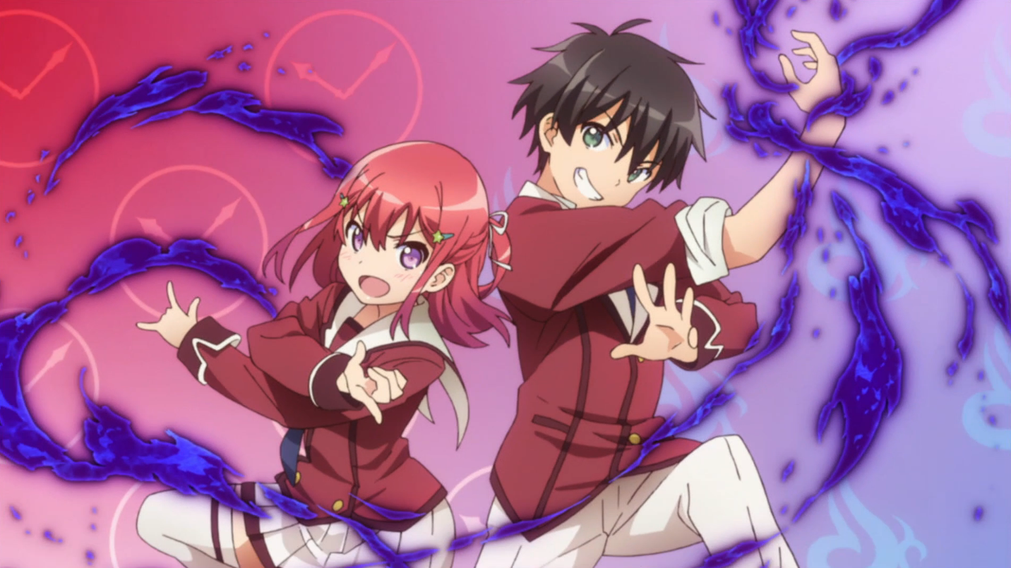 When Supernatural Battles Became Commonplace #6