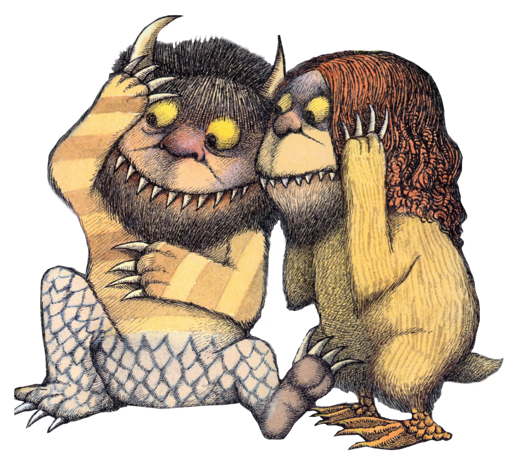 Nice Images Collection: Where The Wild Things Are Desktop Wallpapers