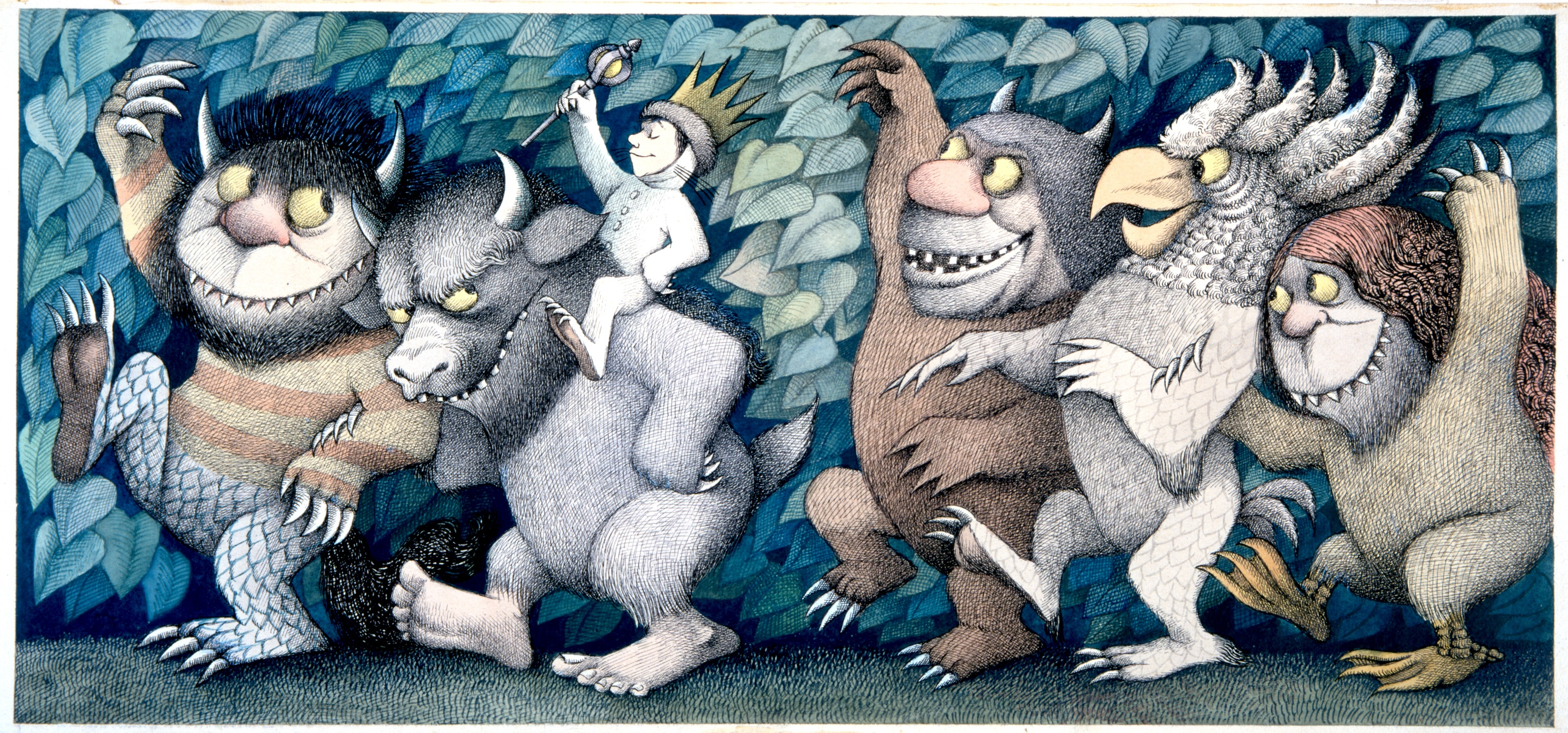 Where The Wild Things Are Backgrounds, Compatible - PC, Mobile, Gadgets| 3825x1790 px