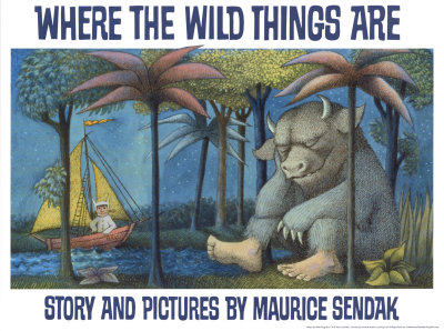 HD Quality Wallpaper | Collection: Cartoon, 400x298 Where The Wild Things Are