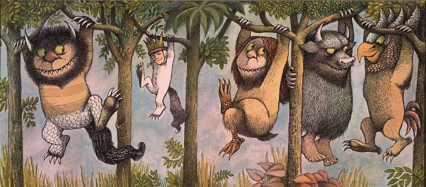 Where The Wild Things Are Backgrounds, Compatible - PC, Mobile, Gadgets| 1415x621 px