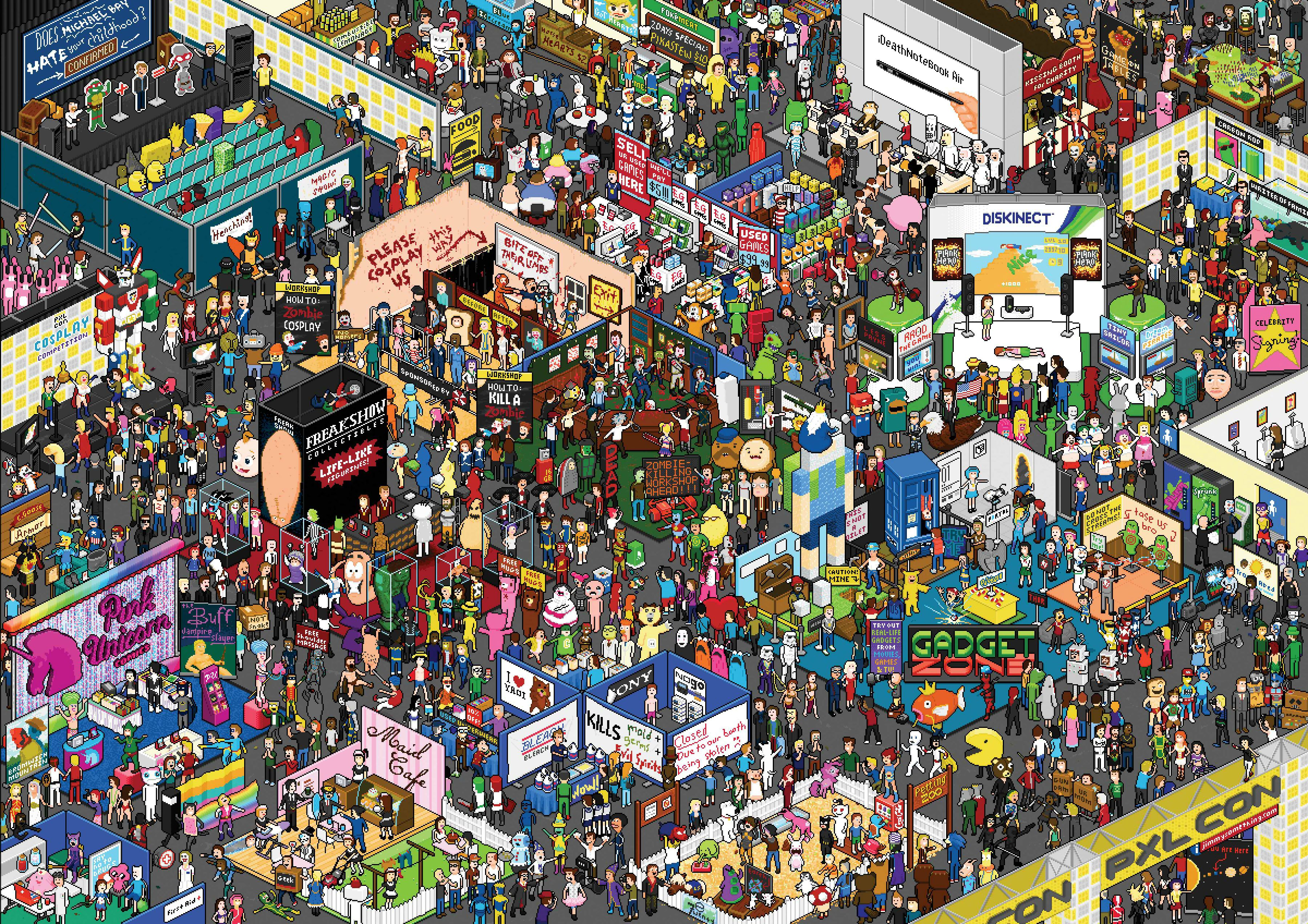 Wheres Waldo? High Quality Background on Wallpapers Vista