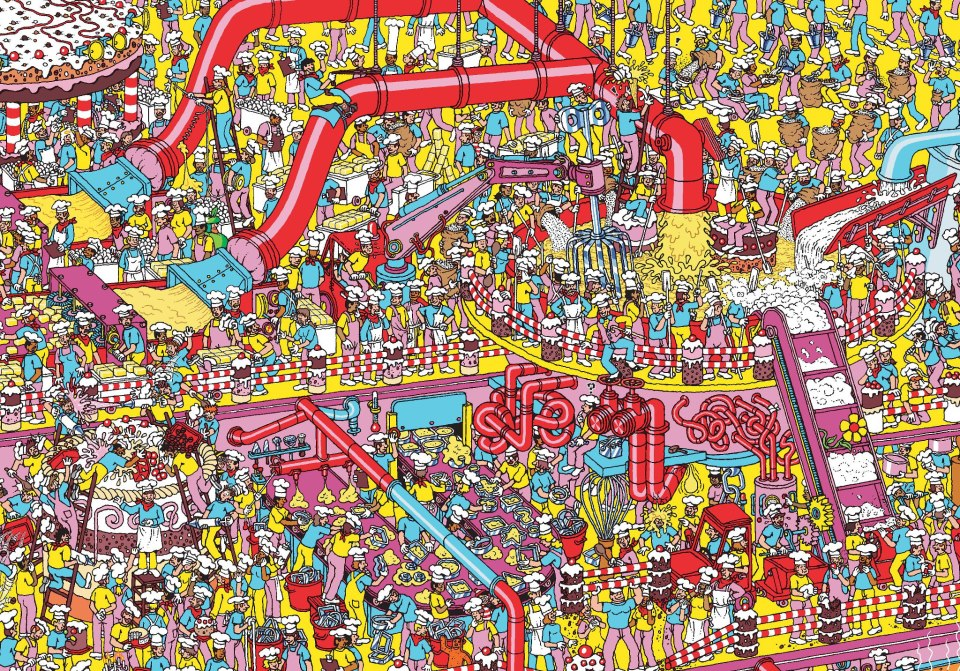 Amazing Wheres Waldo? Pictures & Backgrounds