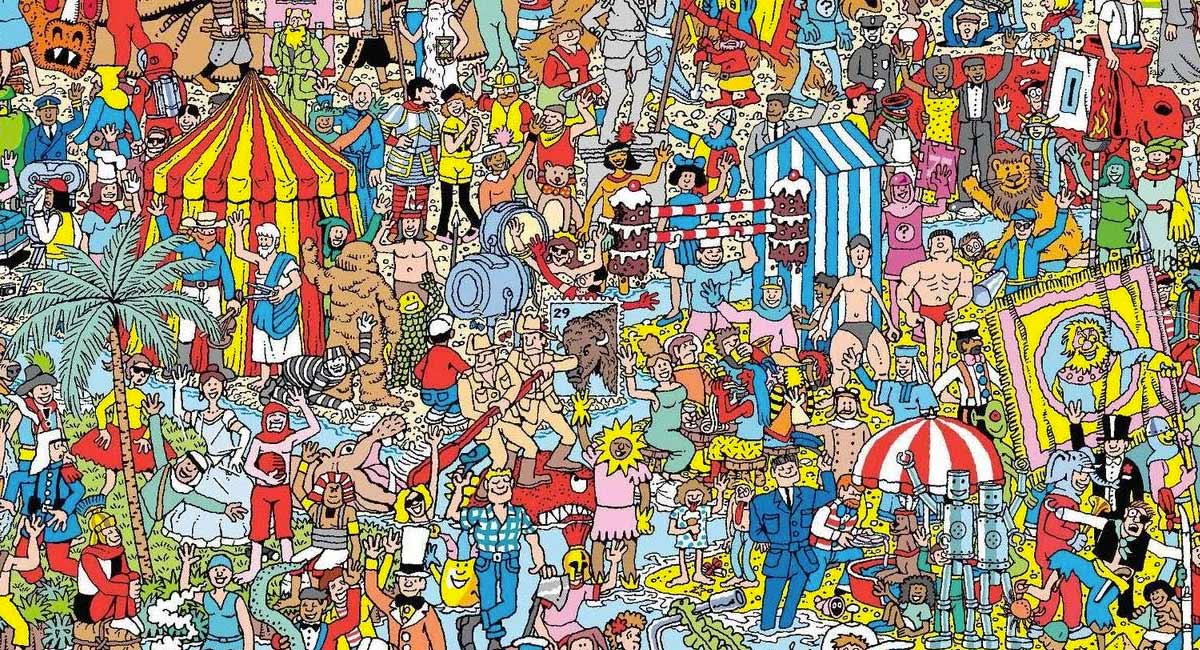 1200x650 > Wheres Waldo? Wallpapers