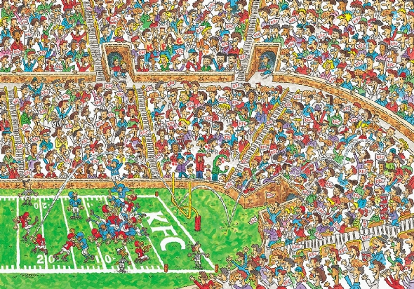 Wheres Waldo? Pics, Cartoon Collection