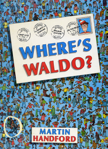 Wheres Waldo? Backgrounds on Wallpapers Vista