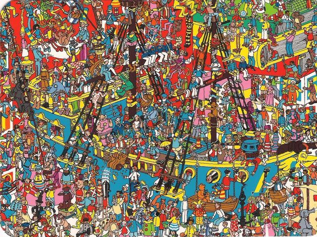 640x479 > Wheres Waldo? Wallpapers
