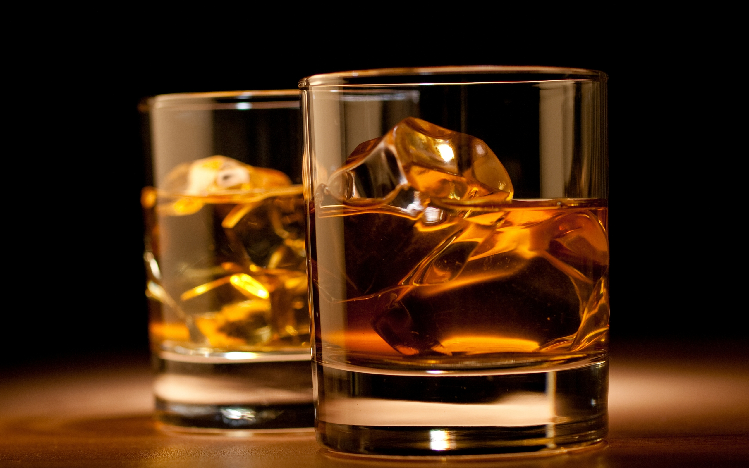 HD Quality Wallpaper | Collection: Food, 2560x1600 Whisky