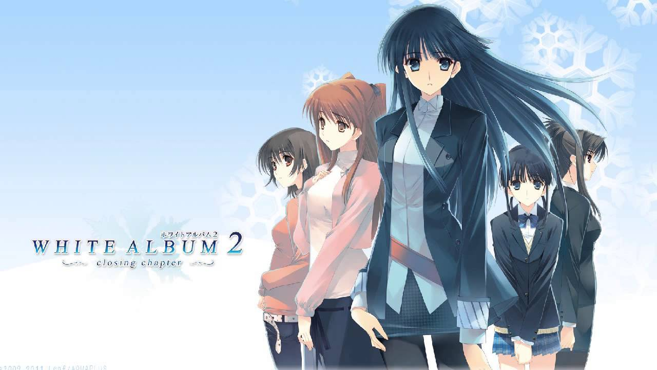 Nice wallpapers White Album 2 1280x720px
