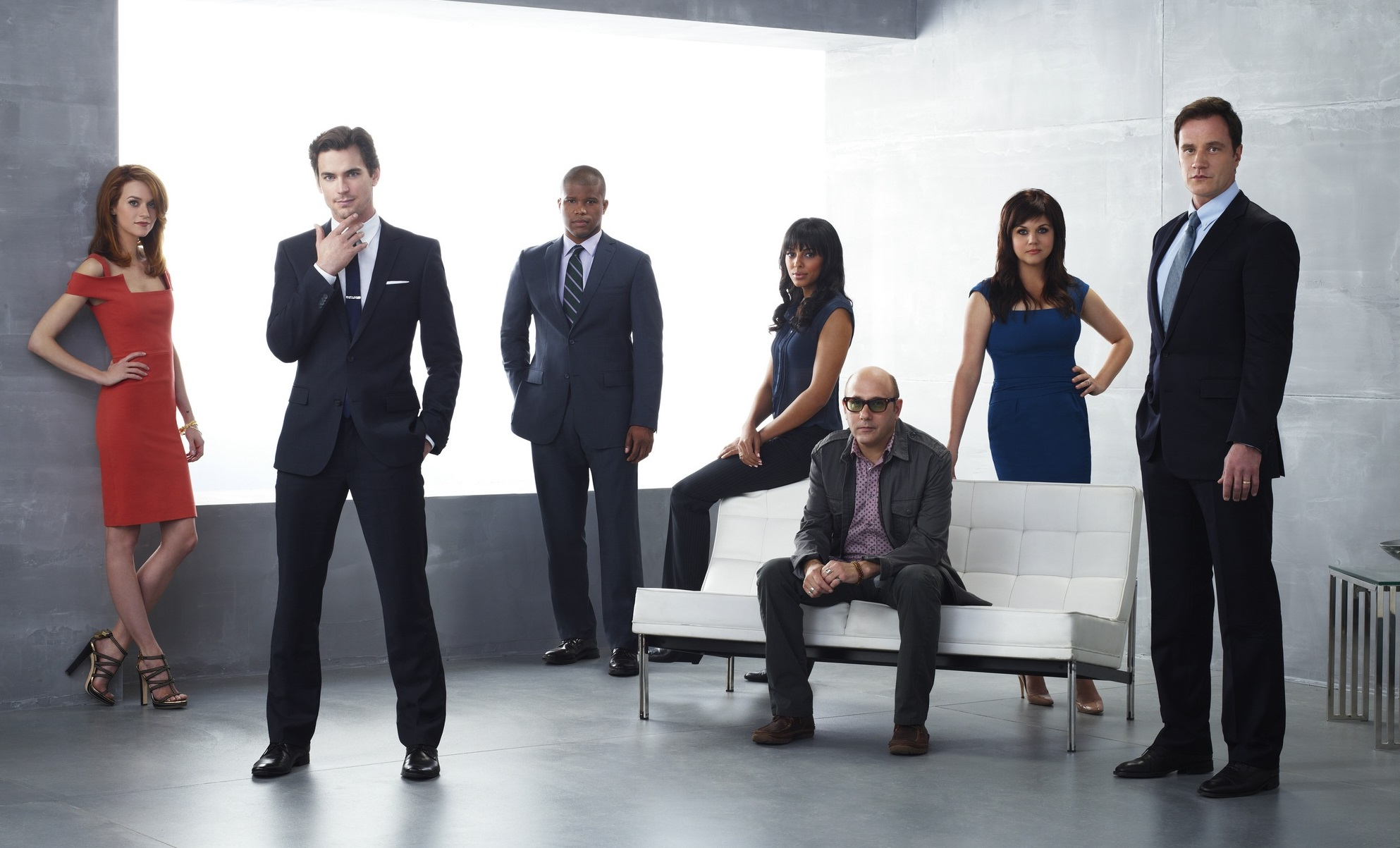 White Collar High Quality Background on Wallpapers Vista