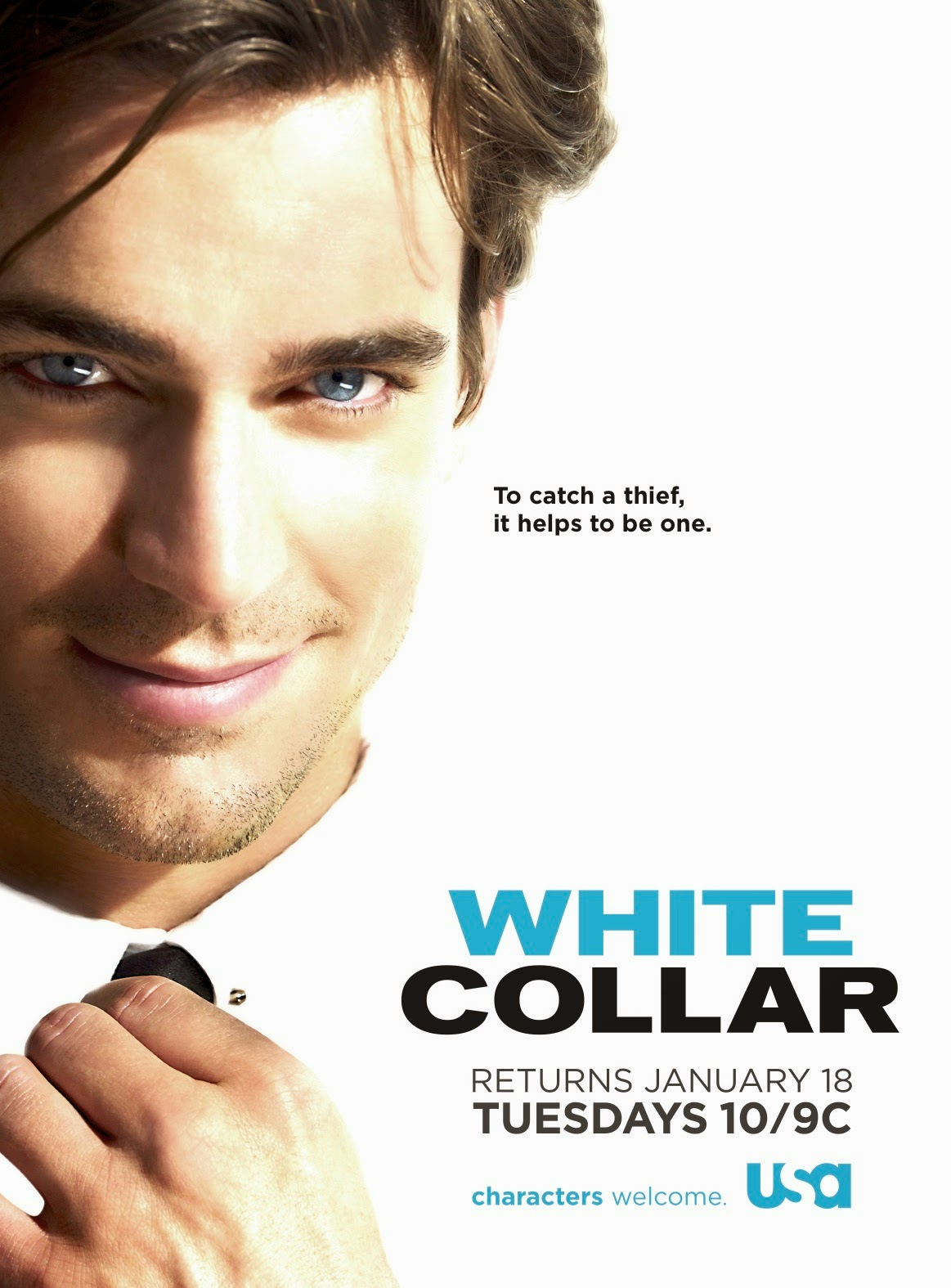 White Collar Backgrounds on Wallpapers Vista