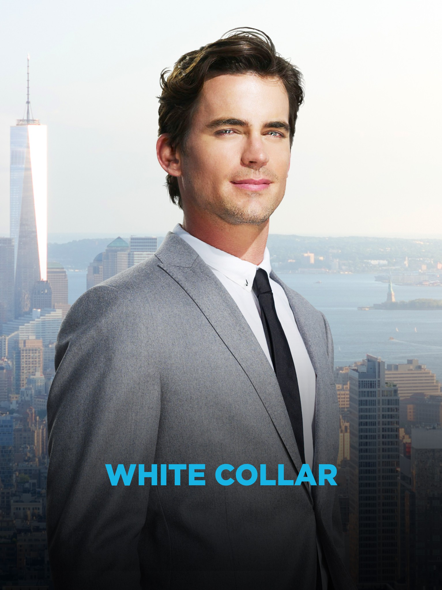 Nice Images Collection: White Collar Desktop Wallpapers