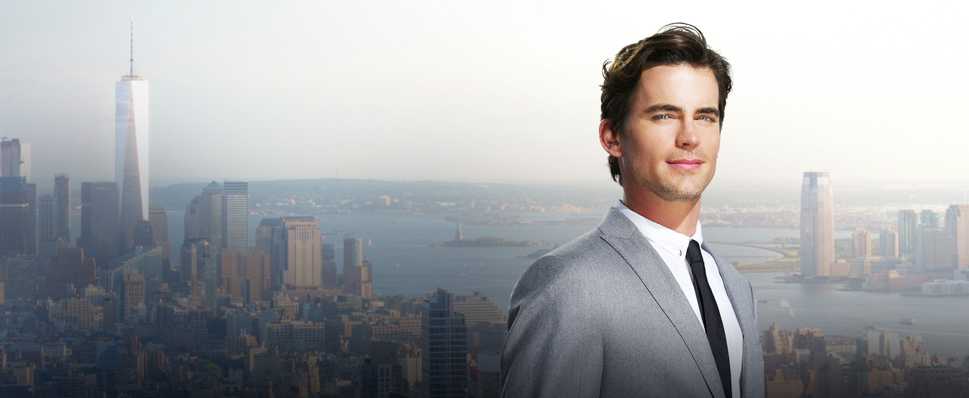 Nice wallpapers White Collar 1920x790px