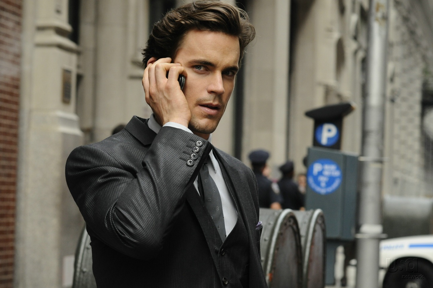 Nice wallpapers White Collar 1450x963px