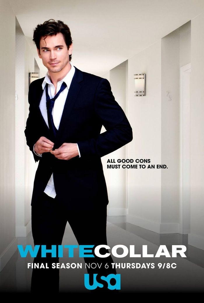 HQ White Collar Wallpapers | File 67.35Kb