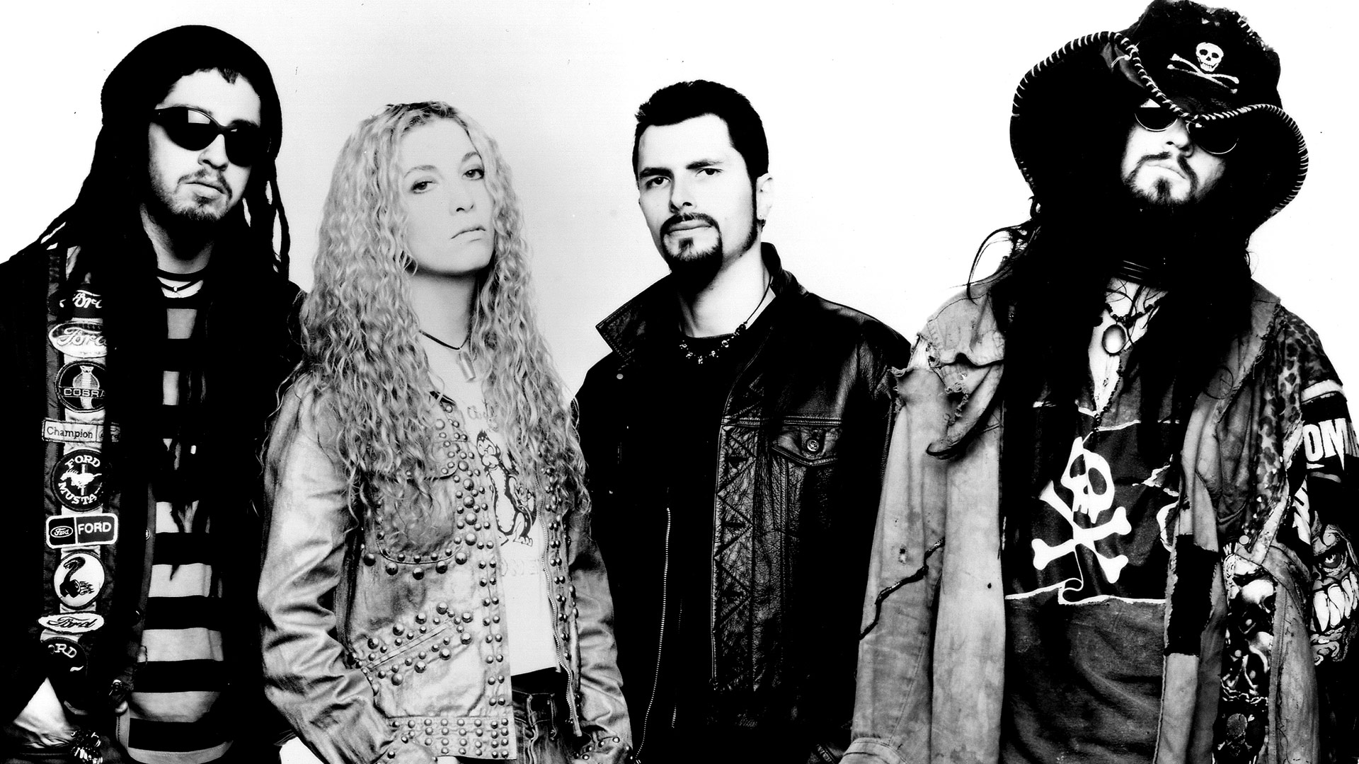 White Zombie Backgrounds, Compatible - PC, Mobile, Gadgets| 1920x1080 px