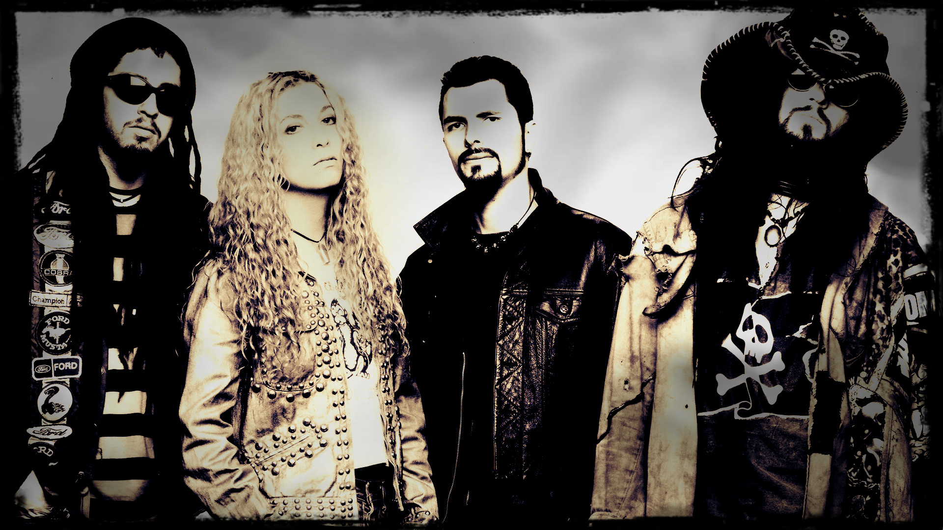 HD Quality Wallpaper | Collection: Music, 1920x1080 White Zombie