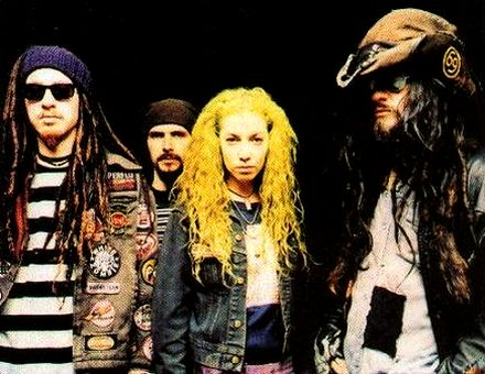 HD Quality Wallpaper | Collection: Music, 440x340 White Zombie