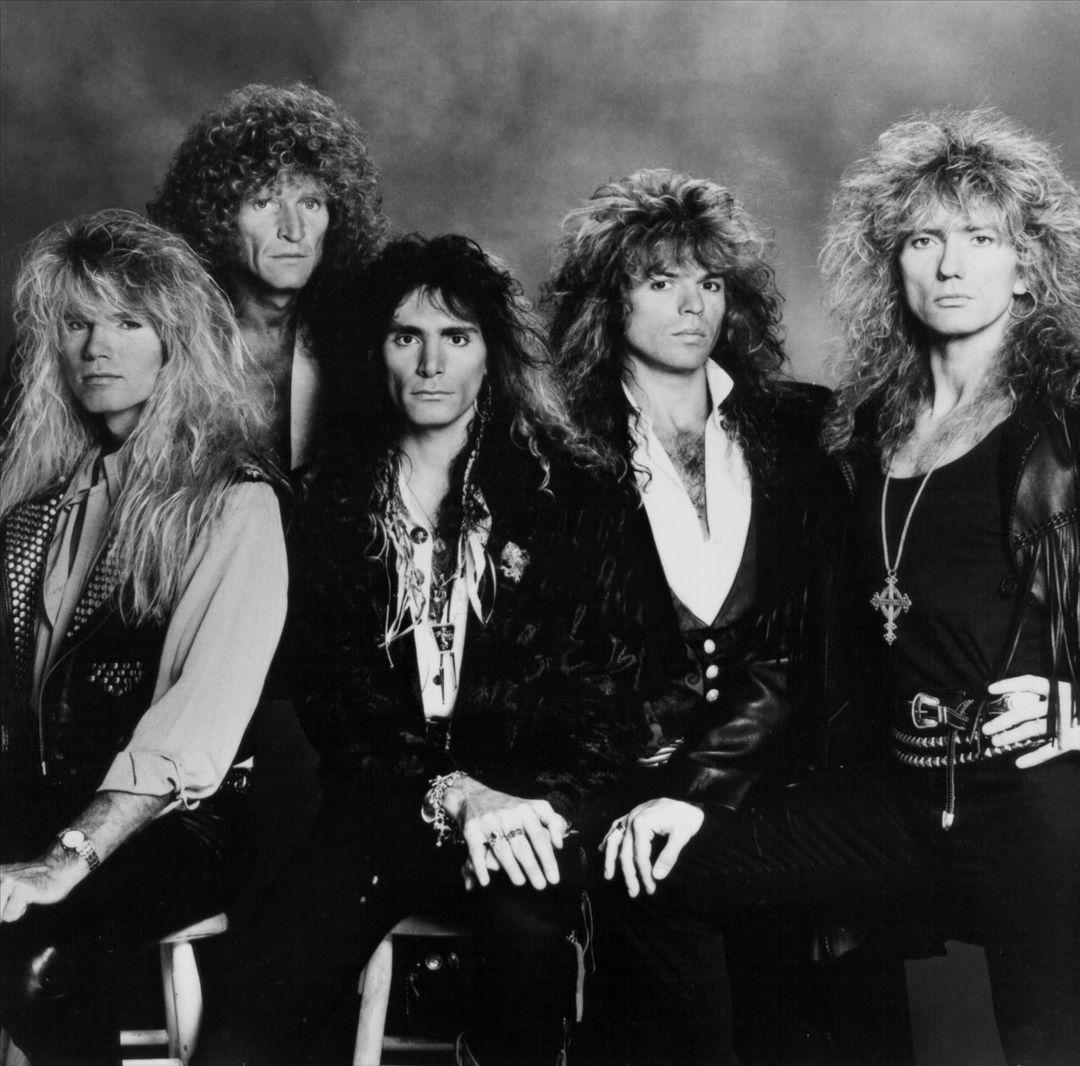 Whitesnake Pics, Music Collection