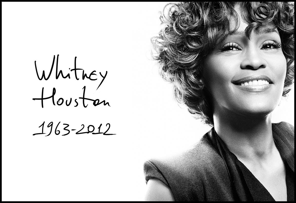 HQ Whitney Houston Wallpapers | File 186.73Kb
