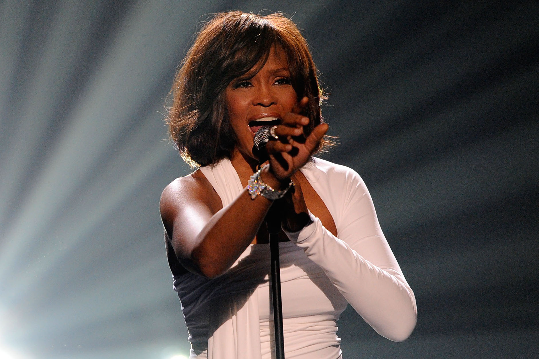 Nice Images Collection: Whitney Houston Desktop Wallpapers
