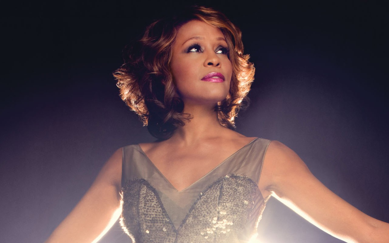 Whitney Houston Backgrounds, Compatible - PC, Mobile, Gadgets| 1280x800 px