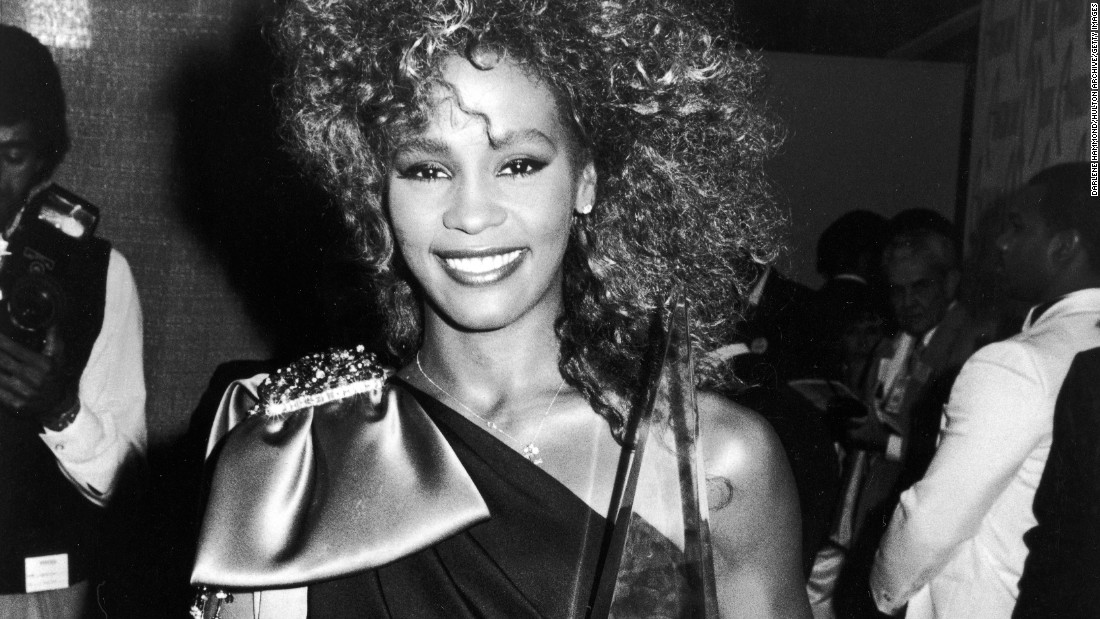Nice wallpapers Whitney Houston 1100x619px