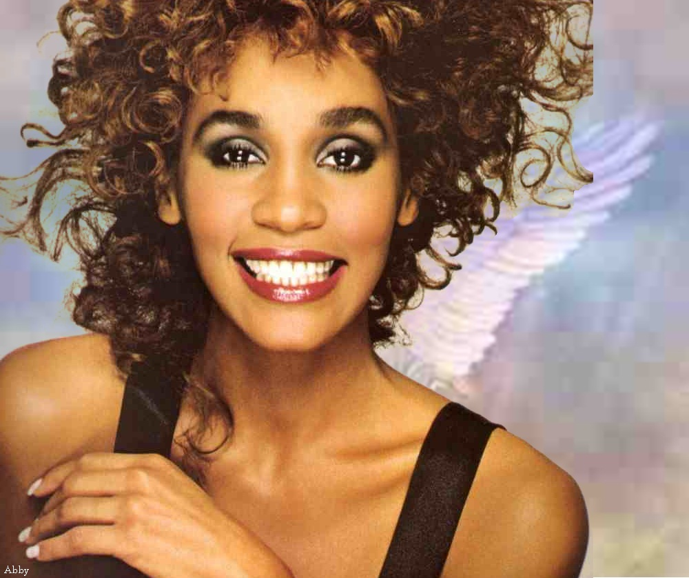 HD Quality Wallpaper | Collection: Music, 1000x838 Whitney Houston