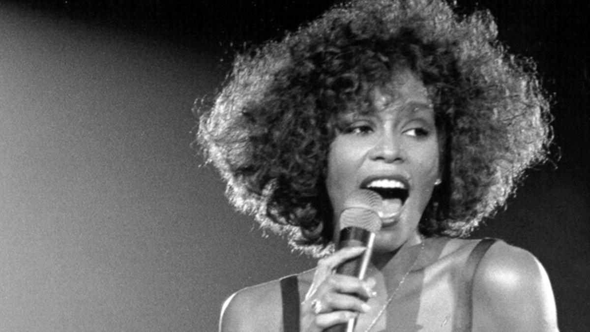 HD Quality Wallpaper | Collection: Music, 1200x675 Whitney Houston