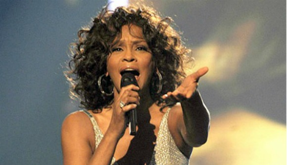High Resolution Wallpaper | Whitney Houston 580x335 px