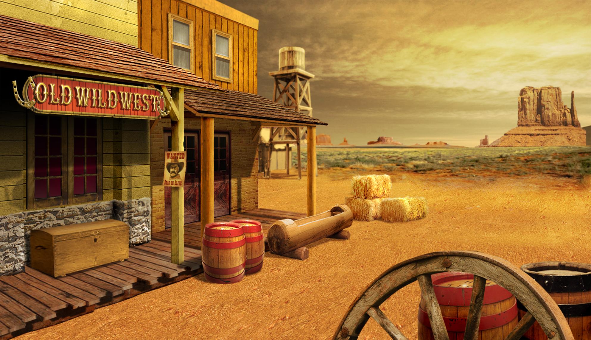 Wild West #7