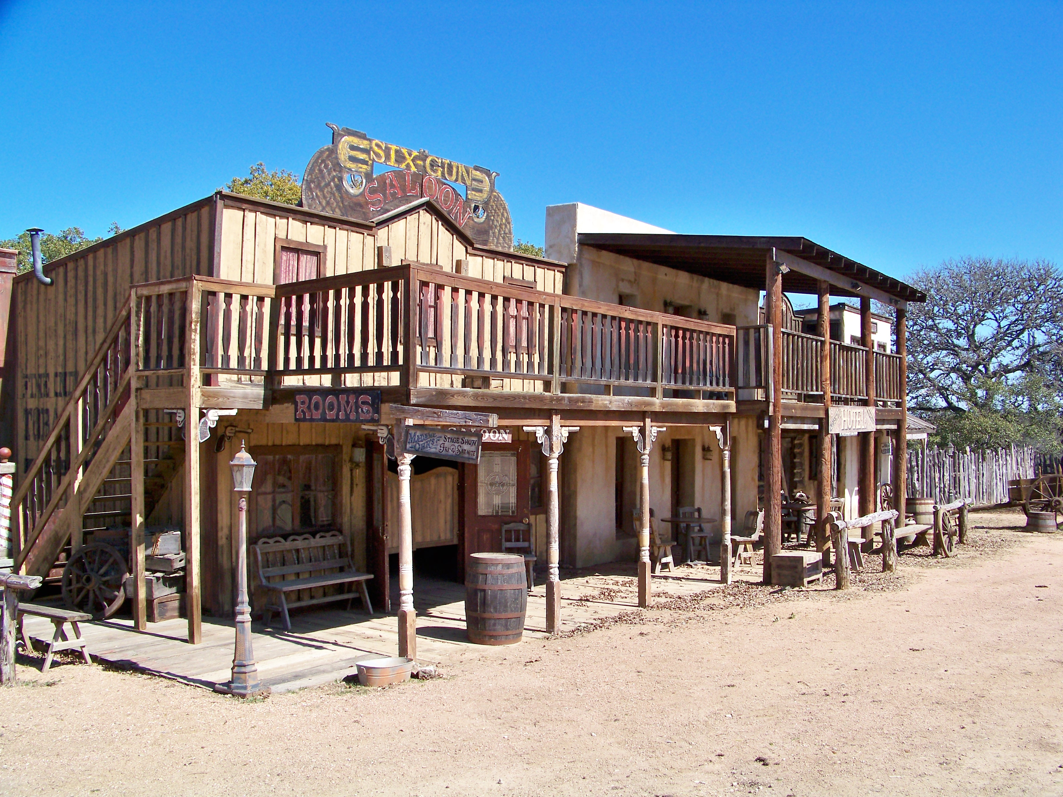Wild West #8