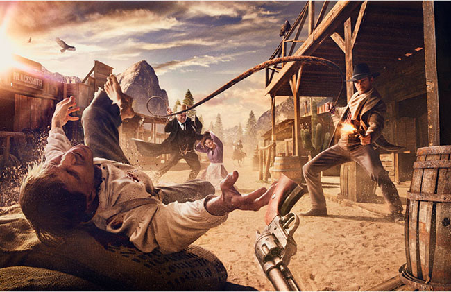Nice wallpapers Wild West 650x421px