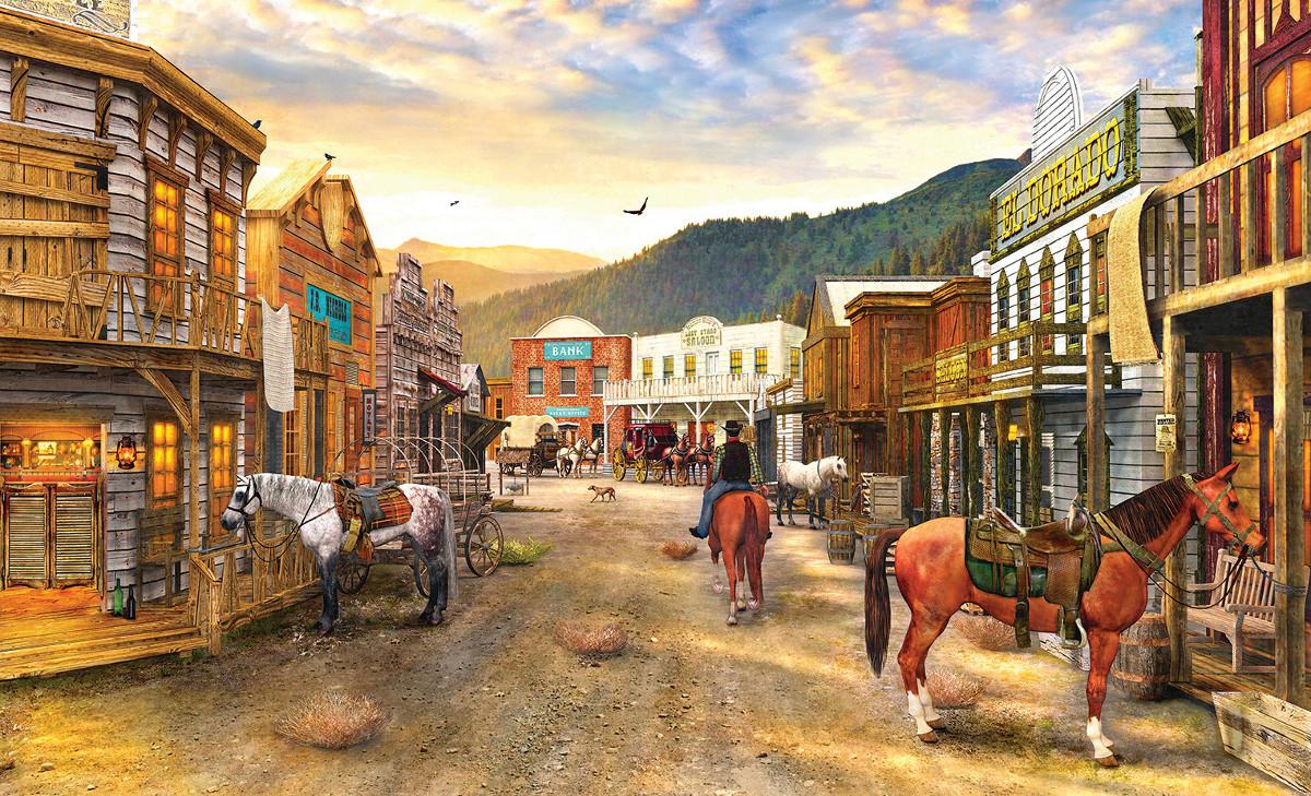 Wild West #15