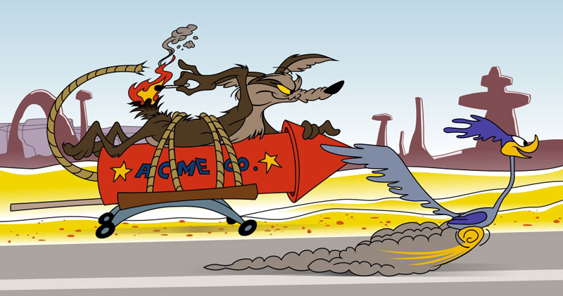 HQ Wile E Coyote Wallpapers | File 78.11Kb