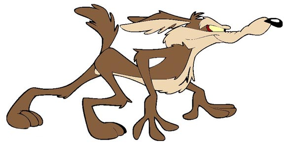 Images of Wile E Coyote | 590x290