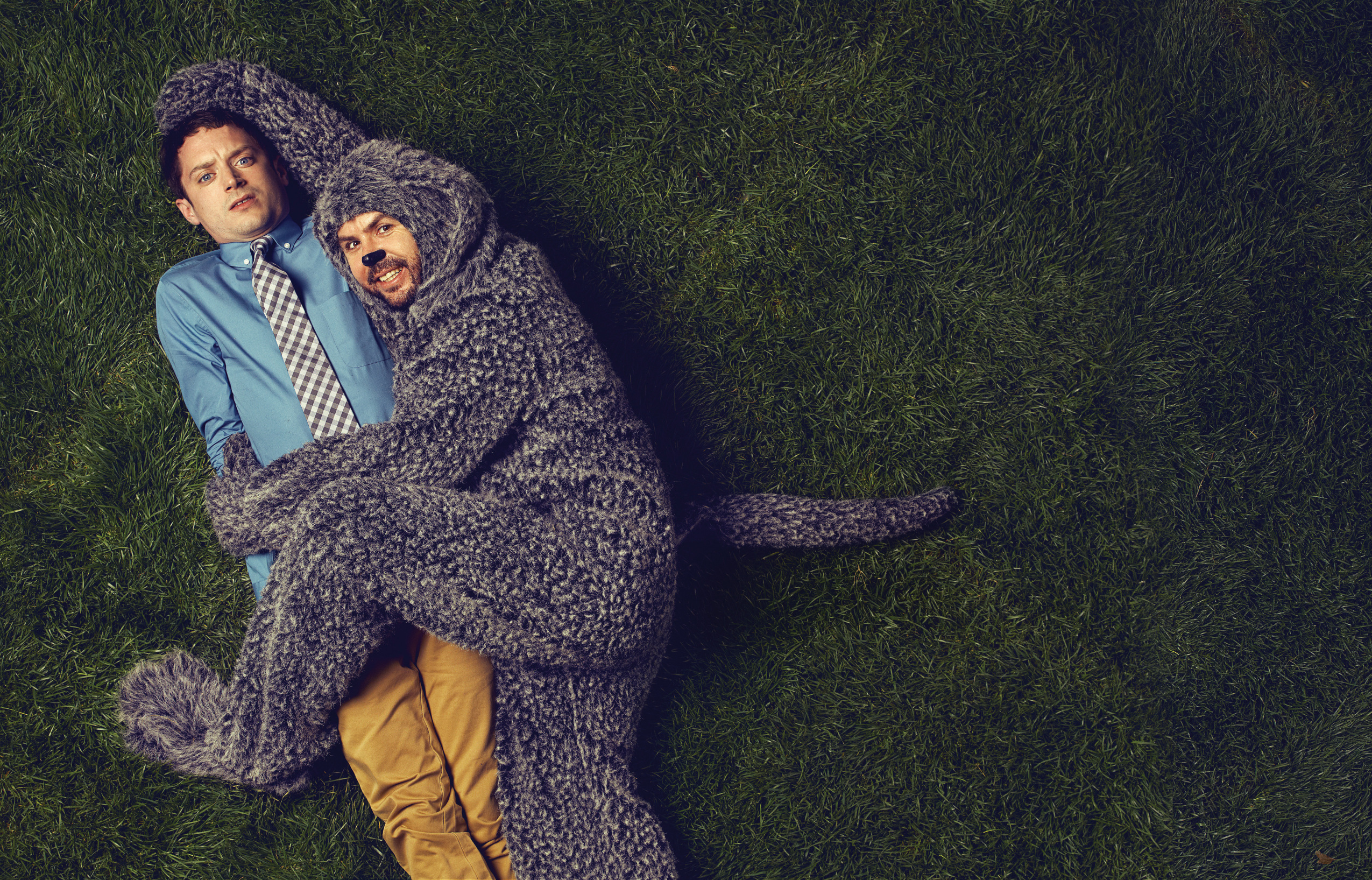 HD Quality Wallpaper | Collection: TV Show, 2550x1635 Wilfred