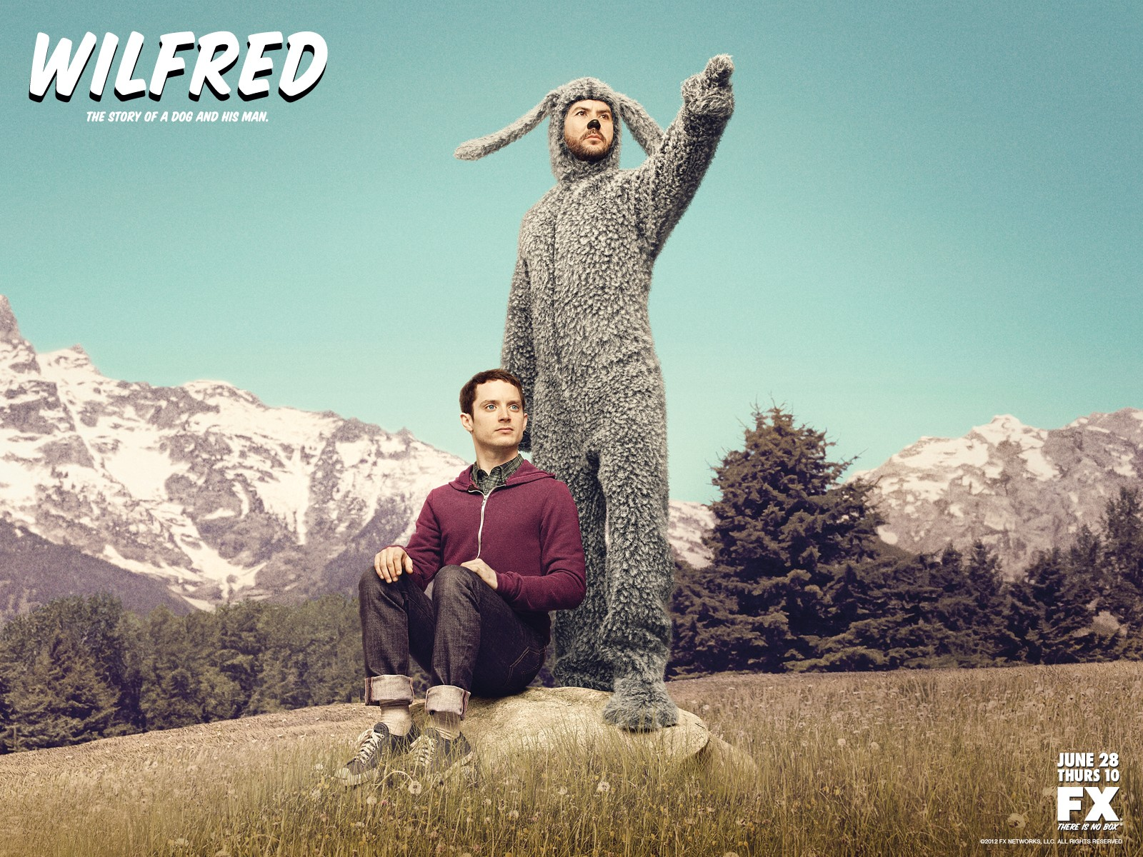 HD Quality Wallpaper | Collection: TV Show, 1600x1200 Wilfred
