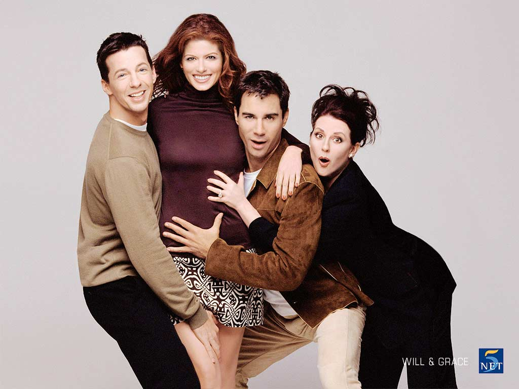 HQ Will & Grace Wallpapers | File 70.53Kb