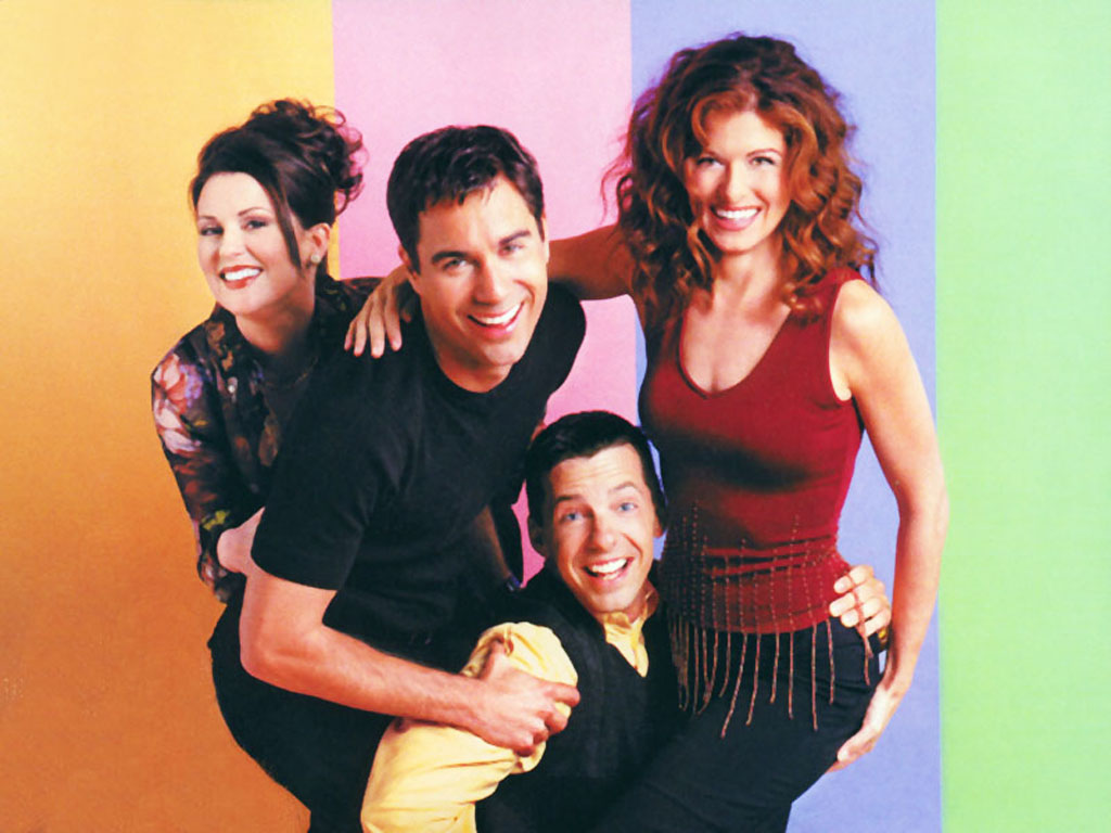 High Resolution Wallpaper | Will & Grace 1024x768 px