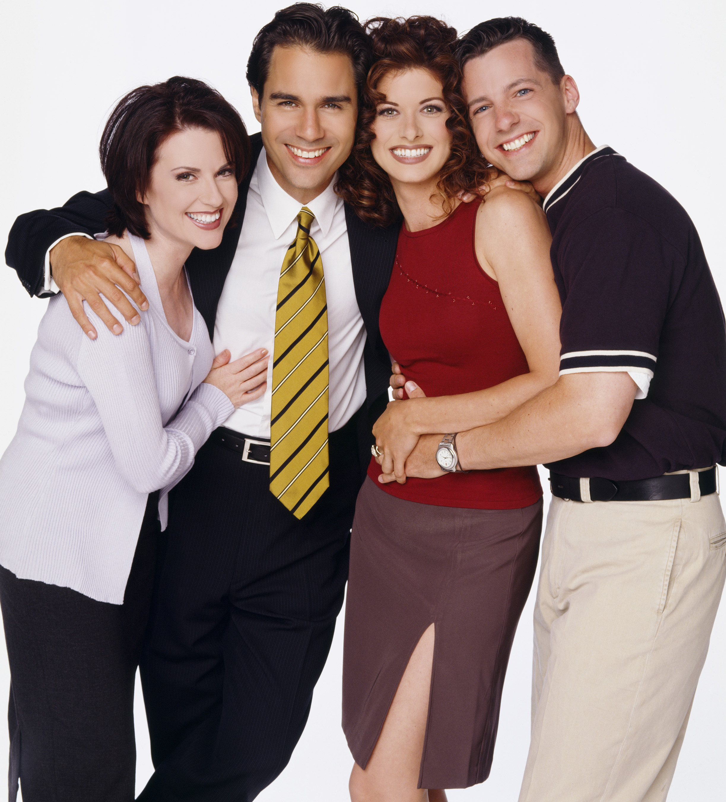 HQ Will & Grace Wallpapers | File 1457.54Kb