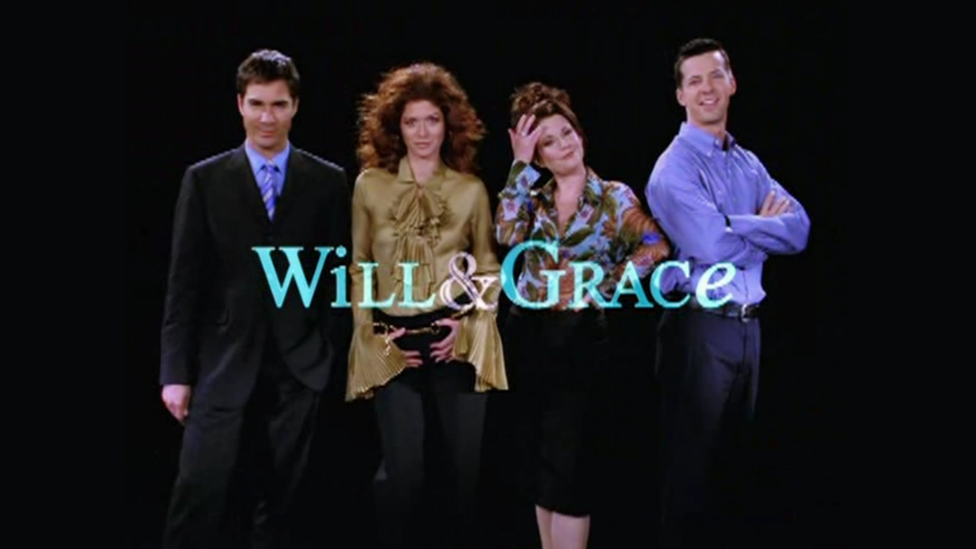 High Resolution Wallpaper | Will & Grace 1920x1080 px