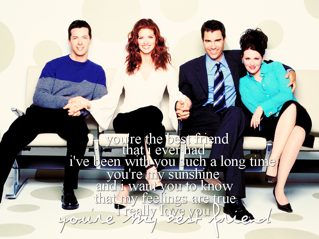 Will & Grace Backgrounds, Compatible - PC, Mobile, Gadgets| 1025x768 px