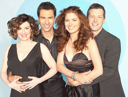 Will & Grace Backgrounds, Compatible - PC, Mobile, Gadgets| 434x330 px