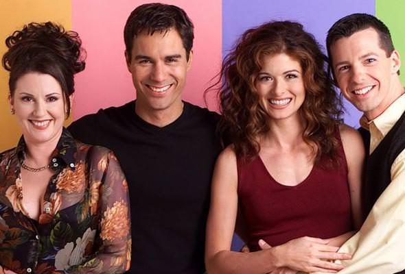 High Resolution Wallpaper | Will & Grace 590x400 px